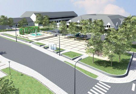 Szandaszőlős decentrum létrehozása városrehabilitációval