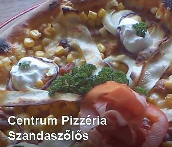 Centrum Pizzéria és Grillház