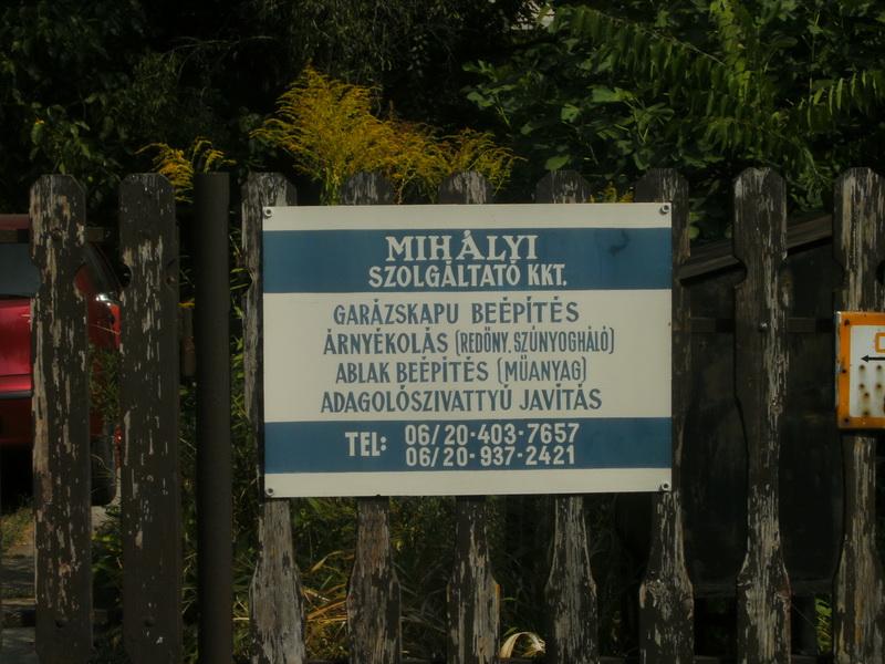 Mihályi Szolgáltató KFT.