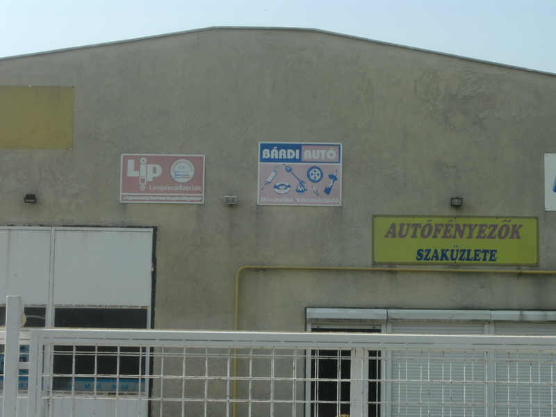 Autószerelő Műhely