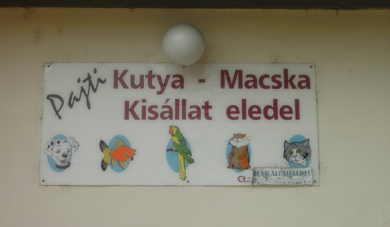 Pajti Kutya-Macska -Kisállat Eledel Bolt