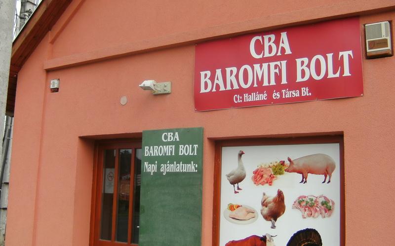 CBA Baromfi Bolt