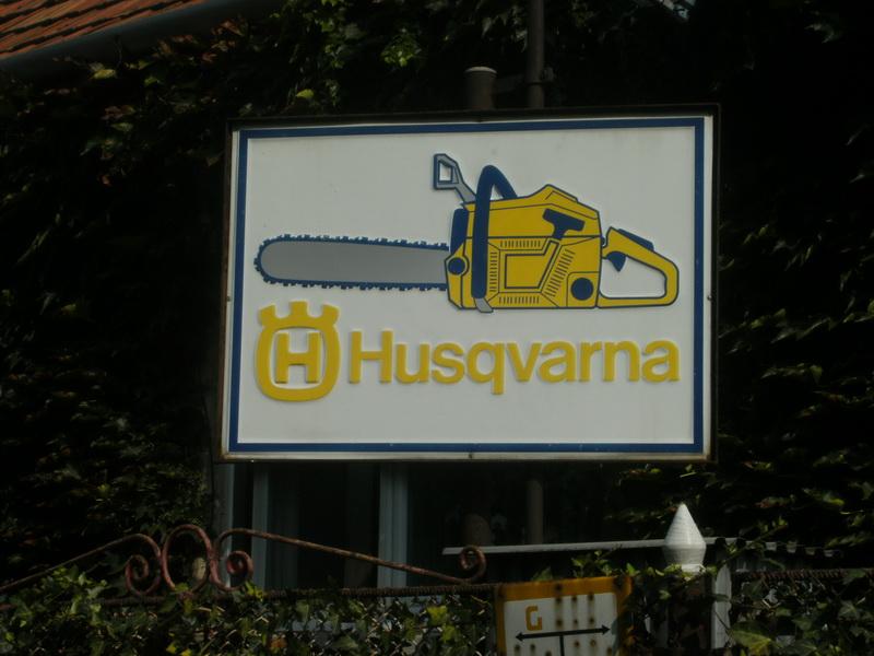 Husqarna: Erdészeti és kertészeti gépek javítása