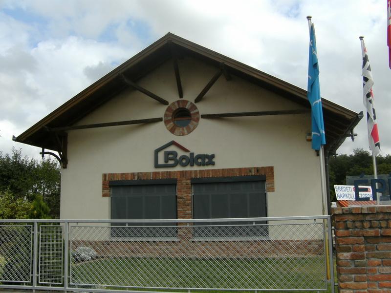 Bolax Építőanyag Centrum